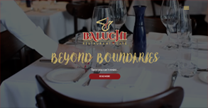 Baluchi Restaurant Website By Interactive Media International