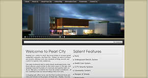 Pearl City - Construction Website By Interactive Media International