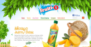 Fruiti-O Website By Interactive Media International