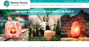 Onwards Traders Website By Interactive Media International