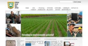 Mehran Sugar Website By Interactive Media International