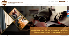 Dayan Global Export (Pvt.) Ltd. Website By Interactive Media International