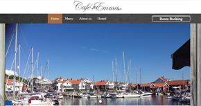 Cafe Emma Website By Interactive Media International