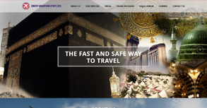 Unity Aviation (PVT) Ltd Website By Interactive Media International