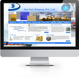 Sea Fast Shipping