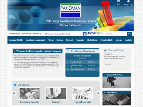 Pak Oman Investment