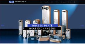 NKR Engineering Website By Interactive Media International