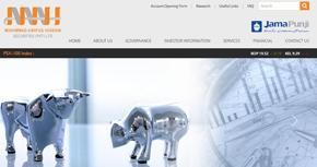 MAH Securities Pvt. Ltd.  Website By Interactive Media International