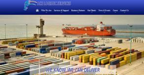 Ace Logistics Website By Interactive Media International