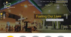 Union International Website By Interactive Media International