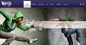Wolf Global Fashion Sourcing Website By Interactive Media International