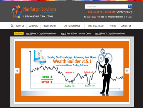 Fx trading solution