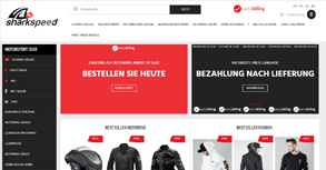 Sharkspeed Switzerland Website By Interactive Media International