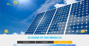 Smart energy System Website By Interactive Media International