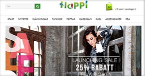 Happi Sweden Website By Interactive Media International