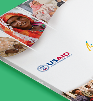 USAID Brochure Designed By Interactive Media