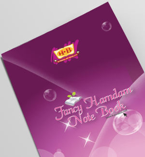 hamdam Book 01 Designed By Interactive Media