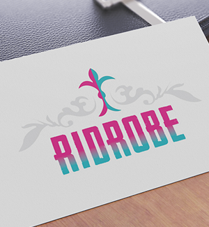 RIDROBE LOGO Designed By Interactive Media