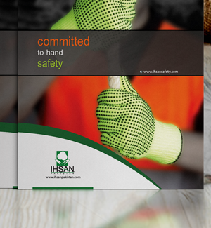IHSAN Brochure Designed By Interactive Media