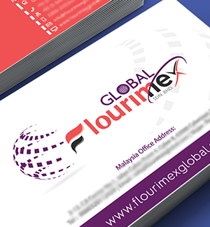 Flourimex-Visiting-Card 1 Designed By Interactive Media