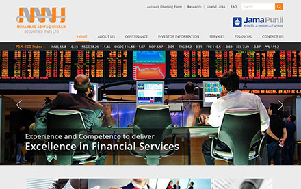 MAH Securities Pvt. Ltd.  Designed And Developed By Interactive Media