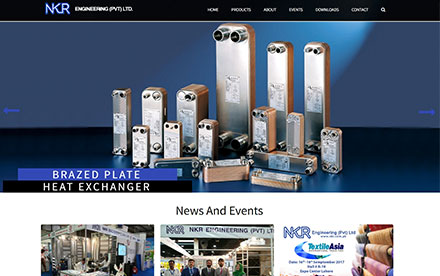 NKR Engineering Designed And Developed By Interactive Media