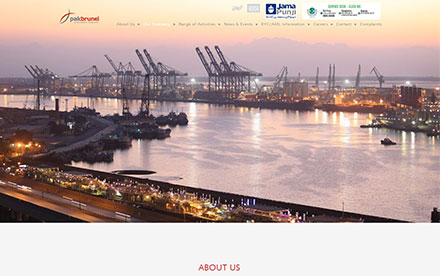 Pak Brunei Investment Company Designed And Developed By Interactive Media